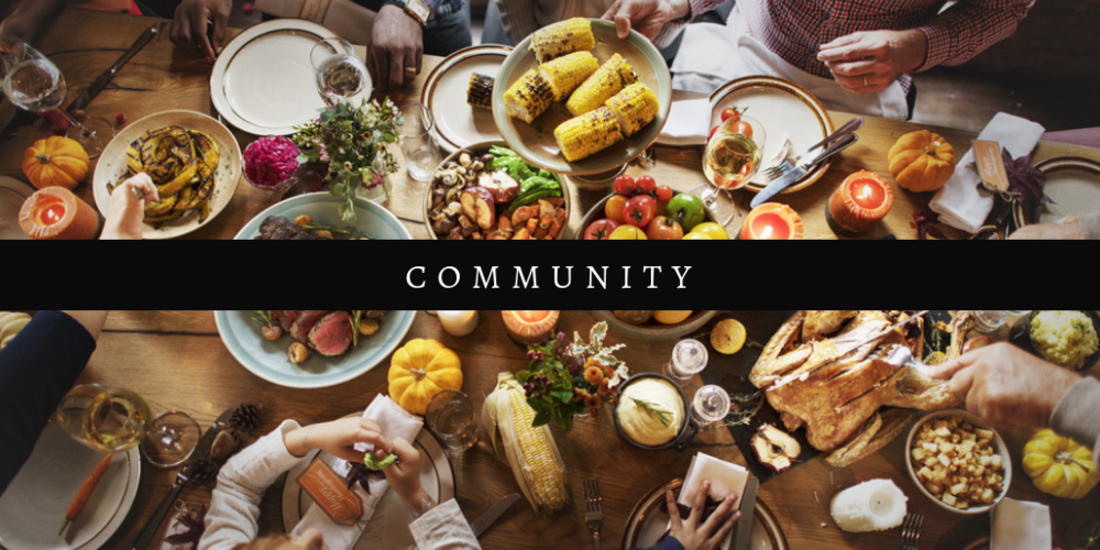 First Sunday Community Group